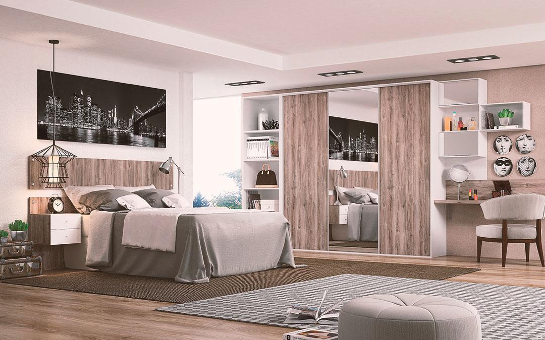 Como renovar o visual do quarto?
