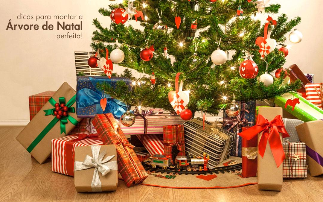 Dicas incríveis para montar a árvore de Natal perfeita!